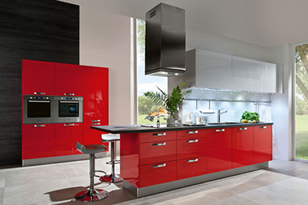 Inox Design Keukens : Keukens kitchen design leenaerts